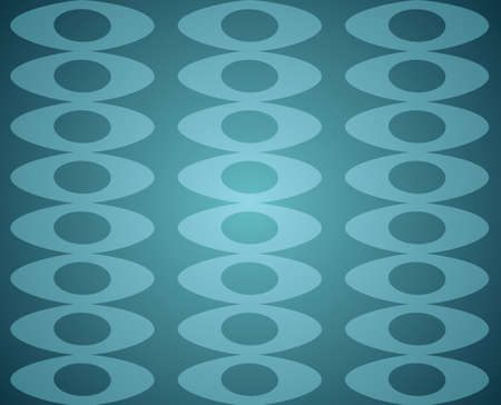 Elegant geometric design seamless pattern blue background. Vector illustration layered for easy manipulation and custom coloring. Vector