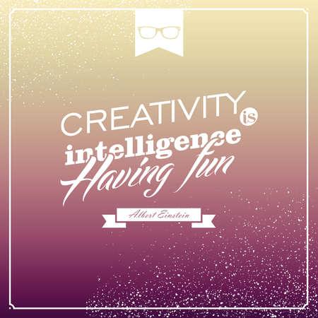 life style: Albert de style papier peint citation d'Einstein de vie Vintage