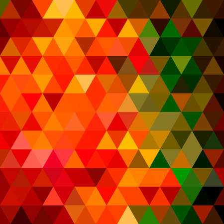 moire: Colorful abstract geometric pattern seamless background with triangles and polygons shapes. Ideal for web and app template book cover fabric and wrapping paper design.