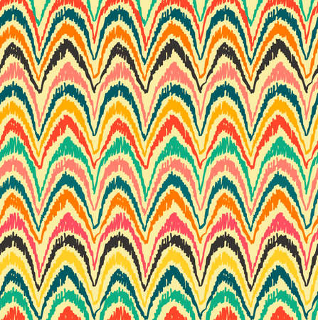 web backdrop: Colorful vintage boho fashion style seamless pattern background. Ideal for fabric design, paper print and web backdrop. EPS10 vector file.