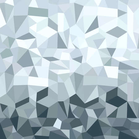 metallic background: Fancy silver metallic in low polygon 3d style texture. Ideal for web background, print, or greeting card.