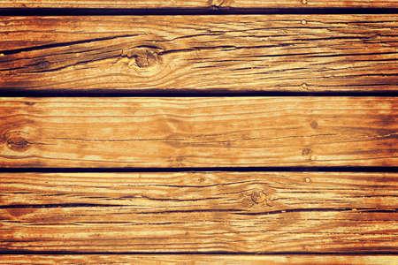 madera rústica: Vista superior de la placa de cubierta de madera resistida vieja, madera de textura de fondo en estilo rústico de la vendimia. Foto de archivo