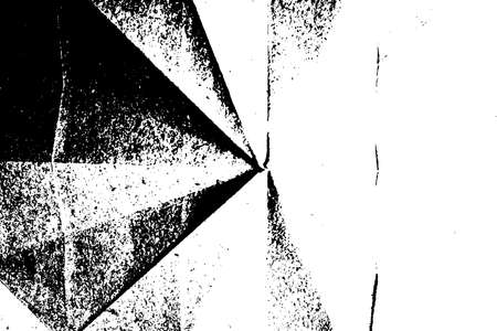paints: Isolated grunge texture of paper material in black and white, vintage background resource. Illustration