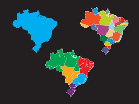 realm:  brazil map