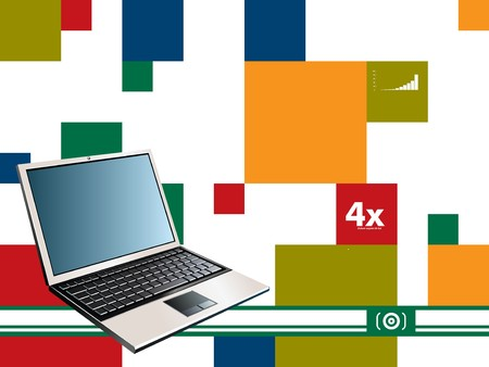 background technology Vector