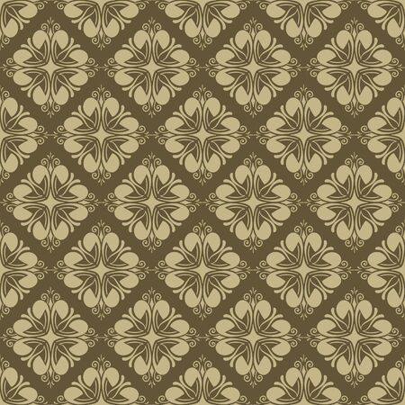 pattern ornamental background Stock Vector - 7994227