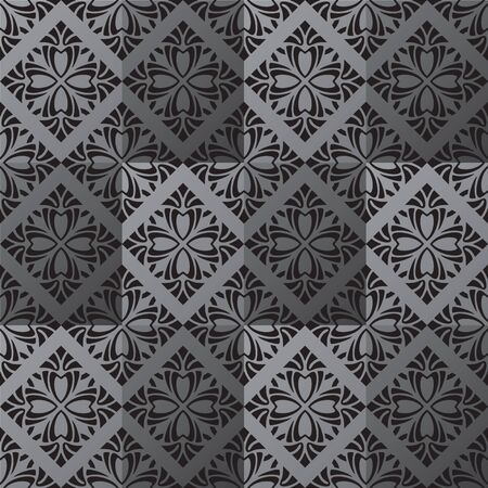 pattern ornamental background Stock Vector - 8062221