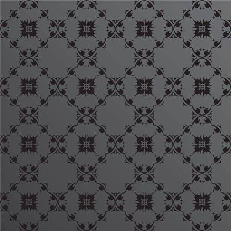 pattern ornamental background Stock Vector - 8062212