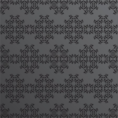pattern ornamental background Stock Vector - 8062229
