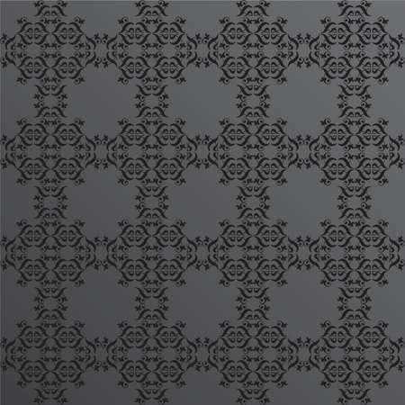pattern ornamental background Stock Vector - 8062231