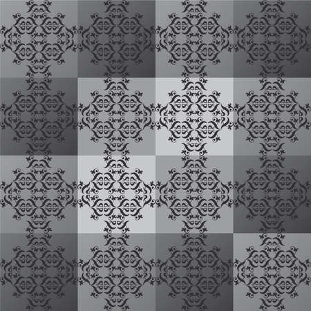 pattern ornamental background Stock Vector - 8062233