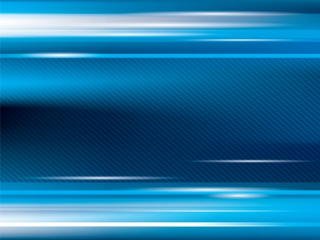 illustration abstract background with blue