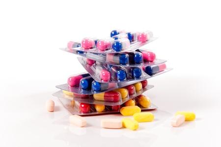 medicament: Pastillas y c�psulas de medicamento