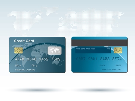 consume: credit card, the financial business