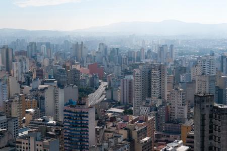 sao paulo city , Brazil photo