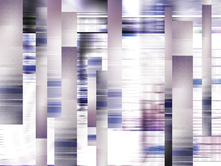grunge wallpaper: Glitch background or computer screen error or digital pixel noise abstract design Television signal fail or data decay or grunge wallpaper. Stock Photo