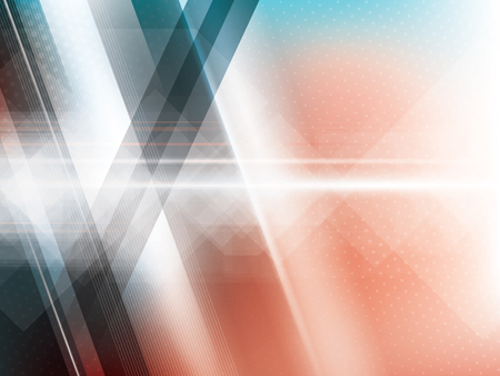 Abstract creative background of innovation and technology, mesh and texture of energy with dots, lines and bright lights. Science, technology, futurist and medical concept. Vector illustration.