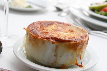French Onion Soup Stock fotó
