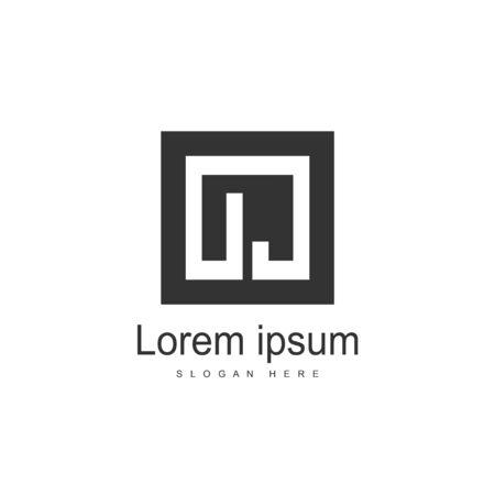 Initial Letter O Logo Template Vector Design