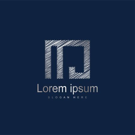 Initial Letter MC Logo Template Vector Design