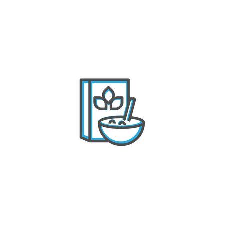 Cereals icon design. Gastronomy icon vector illustration design