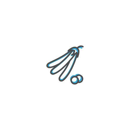 Peas icon design. Gastronomy icon vector illustration design