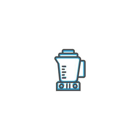Mixer icon design. Gastronomy icon vector illustration design Stock Vector - 128896314