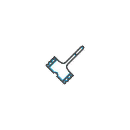 Tenderizer icon design. Gastronomy icon vector illustration design