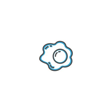Egg icon design. Gastronomy icon vector illustration design Фото со стока - 128896511