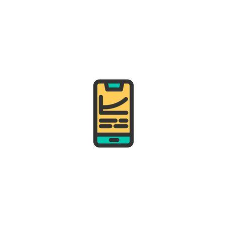 Graphic icon design. e-commerce icon vector illustration