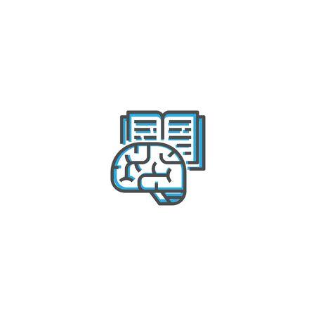 Research icon design. Startup icon vector illustration