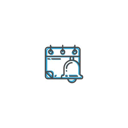Modern and minimalist icon design. Management icon vector design illustration Reklamní fotografie - 128905444
