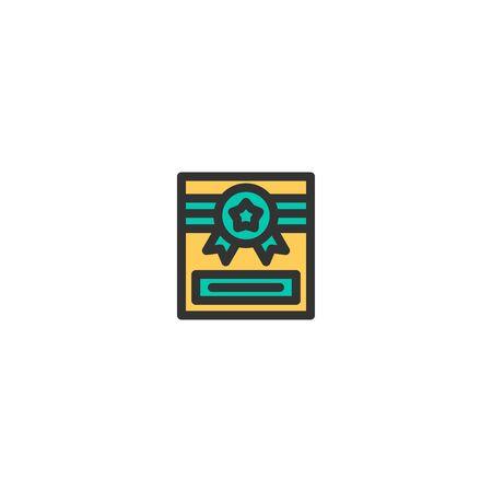 Award icon design. e-commerce icon vector illustration