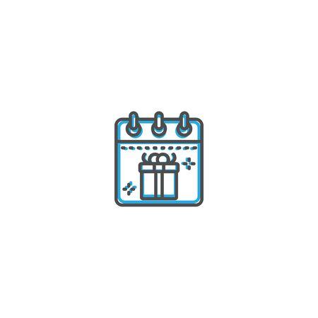 Modern and minimalist icon design. Management icon vector design illustration Reklamní fotografie - 128906335
