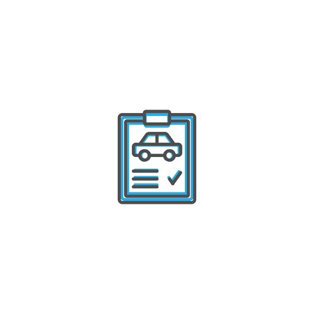 Car repair icon design. transportation icon vector illustration
