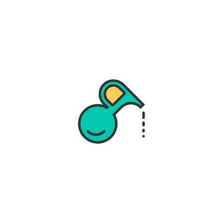 Oil icon design. Gastronomy icon vector illustration Foto de archivo - 128978490
