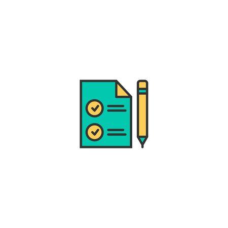 Contact icon design. Marketing icon vector illustration Archivio Fotografico - 129167485