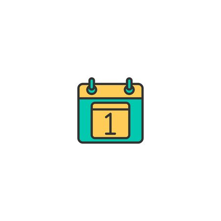 Project management icon vector illustration