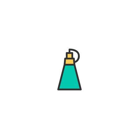 Glue icon design. Stationery icon vector illustration