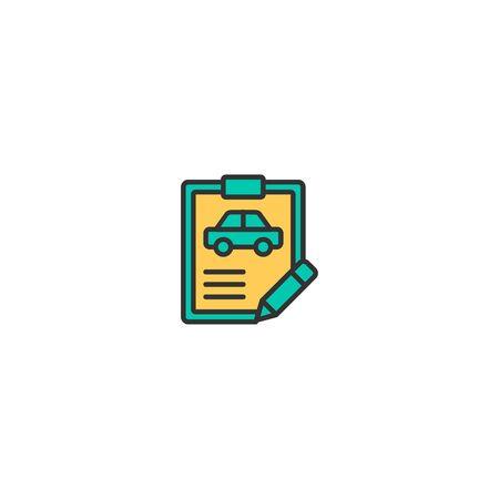 Car repair icon design. transportation icon vector illustration