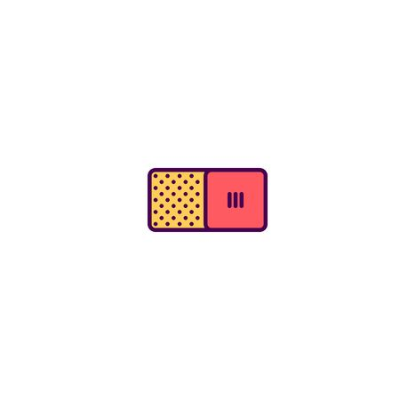 Switch icon design. Essential icon vector illustration Banque d'images - 129493108