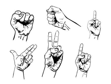 manos: Hands