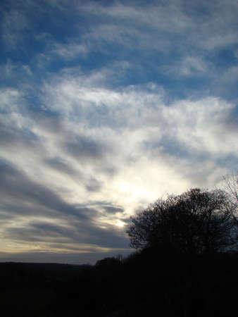 siloette: Epic Blue Sky