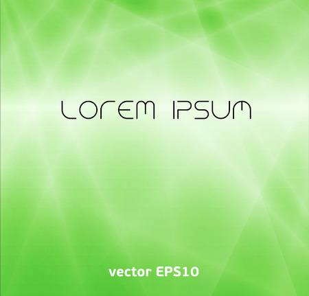 fondo verde abstracto: Resumen de fondo verde, vector