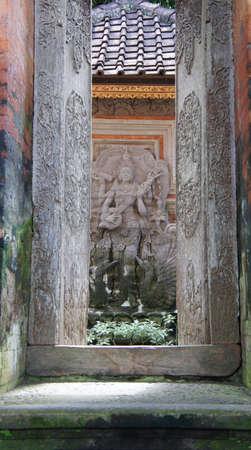 Ubud Palace (Puri Saren), Bali, Indonesia Stock Photo - 9466979