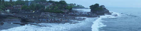 Tanah Lot, Bali, Indonesia photo