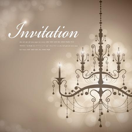 chandelier: Luxury Chandelier background 07