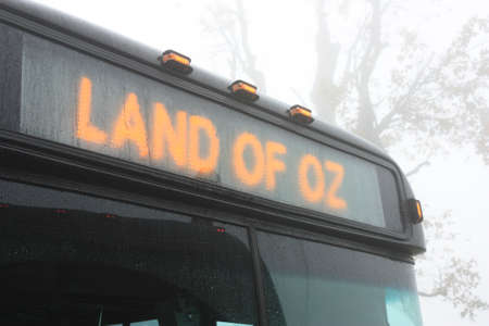 Bus to the Land of Oz
