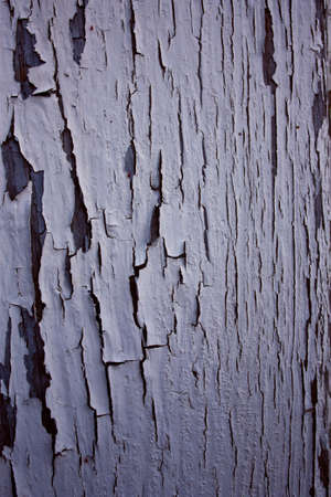 Rough, chipped, peeling paint texture Stock Photo