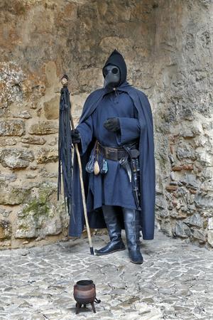 plague: Plague Doctor